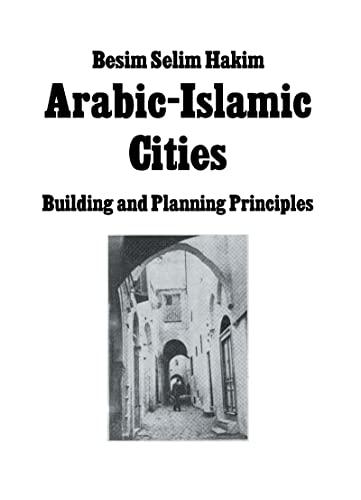 9780710300942: Arabic-Islamic Cities
