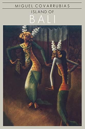 Island Of Bali (Pacific Basin Books): Covarrubias