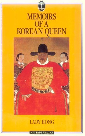 9780710302489: Memoirs Of A Korean Queen (Korean Culture Series)