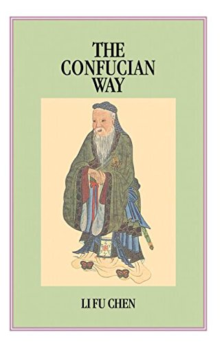 9780710302502: Confucian Way: A New and Systematic Study of the Four Books