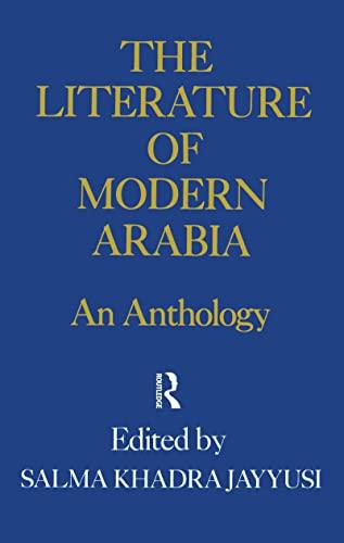9780710302618: Literature Of Modern Arabia