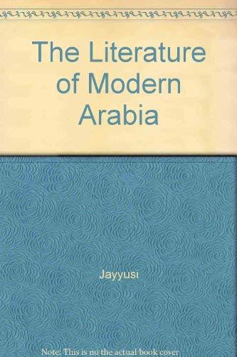 9780710302632: The Literature of Modern Arabia
