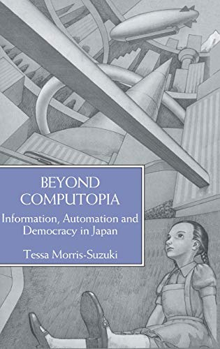 9780710302939: Beyond Computopia (Japanese studies)