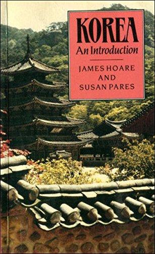 Korea - An Introduction: Hoare, James & Pares, Susan