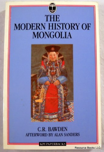 9780710303264: Modern History Of Mongolia (KPI Paperbacks)