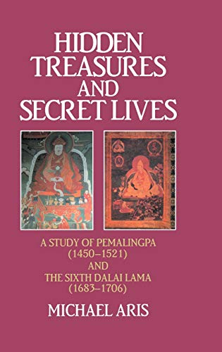 9780710303288: Hidden Treasures & Secret Lives