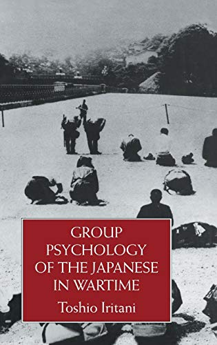 9780710303318: Group Psychology Of The Japanese (Japanese Studies)