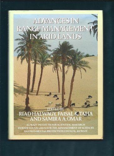 9780710303608: Adv In Range Management In Arid