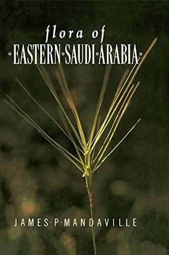 Flora Of Eastern Saudi Arabia (Studies in: Mandaville