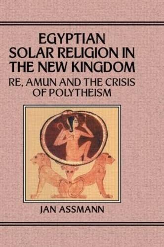 9780710304650: Egyptian Solar Religion (Studies in Egyptology)