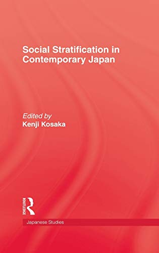 SOCIAL STRATIFICATION IN CONTEMPORARY JAPAN.