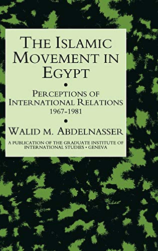 9780710304698: Islamic Movement In Egypt (A Publication of the Graduate Institute of International Studies, Ge)