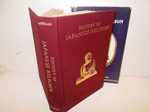 9780710305237: History of Japanese Religion