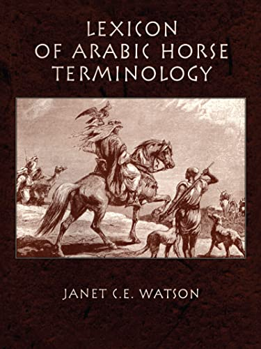 9780710305428: Lexicon Of Arabic Horse Terminology