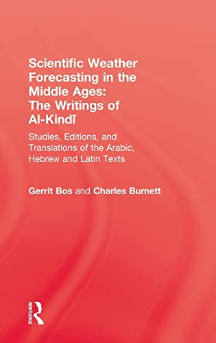 9780710305763: Scientific Weather Forecasting in the Middle Ages
