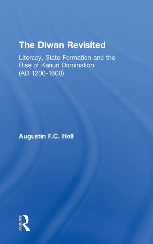 9780710305817: The Diwan Revisited