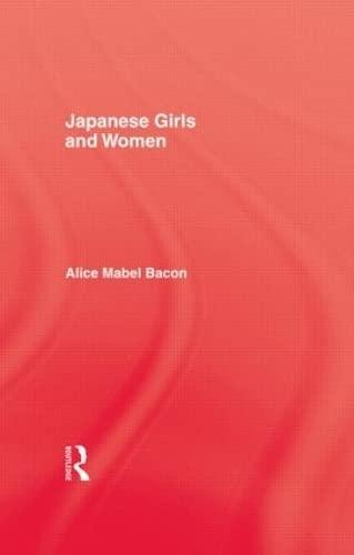 9780710306913: Japanese Girls and Women