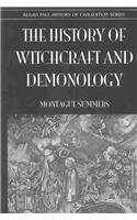 9780710308979: History Of Witchcraft & Demon