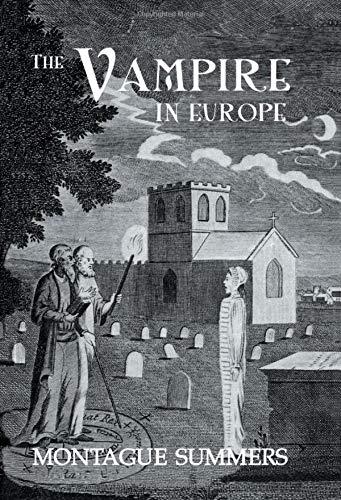 9780710309464: Vampire In Europe (Kegan Paul Library of Arcana)