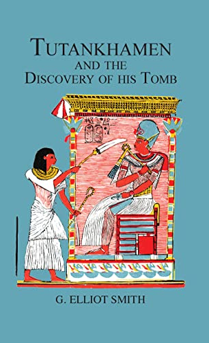9780710310057: Tutankhamen & The Discovery of His Tomb (Kegan Paul Library of Ancient Egypt)