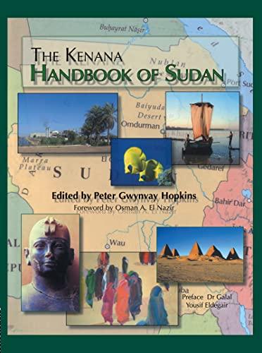 9780710311603: Kenana Handbook Of Sudan