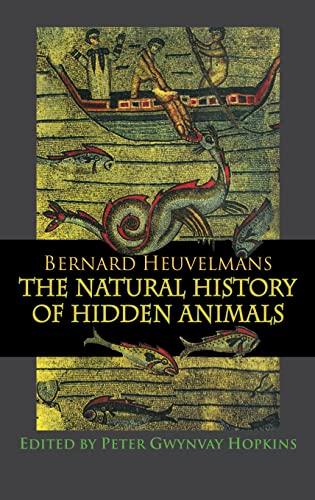 9780710313331: Natural History Of Hidden Animals