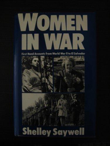 9780710420336: Women in War