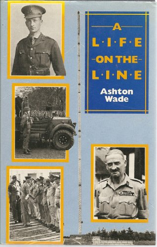 9780710430397: A Life on the Line