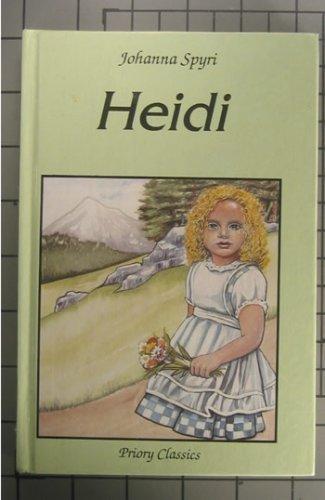 9780710500779: Priory Classics: Series One: Heidi (Priory Classics - Series One)