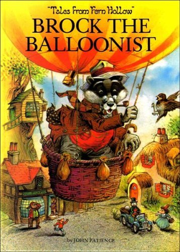 9780710501226: Brock the Balloonist (Tales from Fern Hollow)