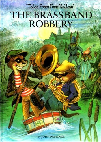 9780710501240: Brass Band Robbery