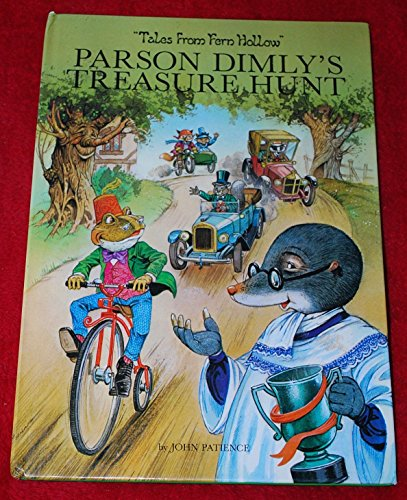 9780710502285: Parson Dimly's Treasure Hunt (Tales from Fern Hollow)