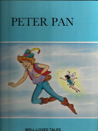 9780710502452: Peter Pan (Well-Loved Tales)