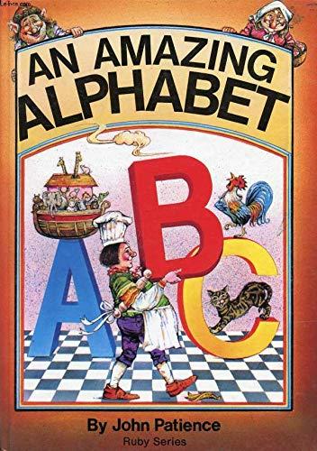 9780710502728: Amazing Alphabet