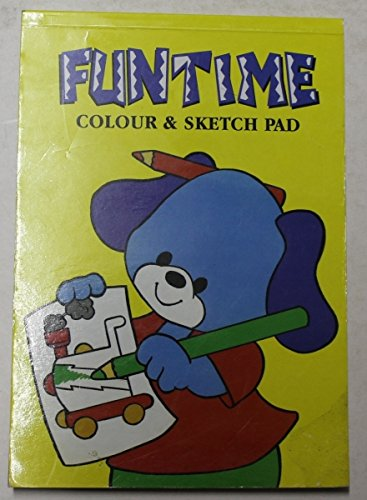 9780710502780: Funtime Colour and Sketch Pad