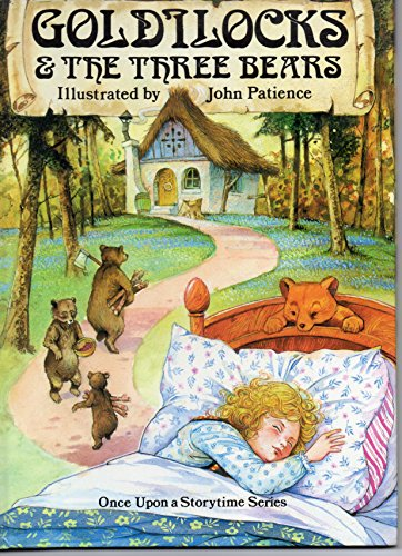 9780710503442: Goldilocks & The Three Bears (Once Upon a Time Story)