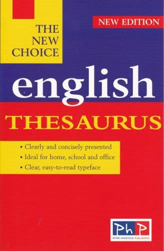 9780710504128: Roget's English Thesaurus