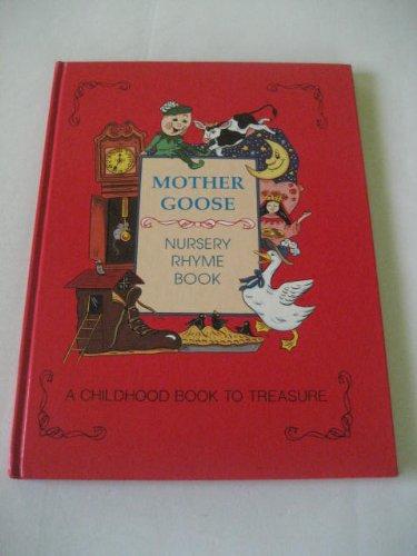 9780710505972: Mother Goose Nursery Rhyme Book