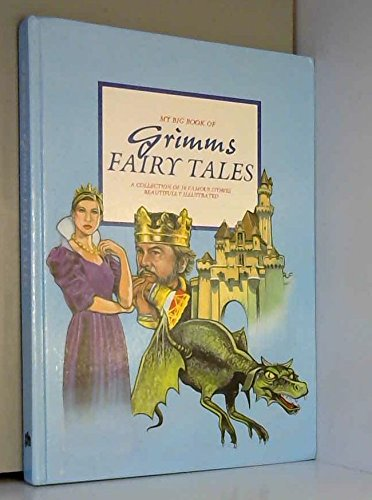 9780710505996: My Big Book of Grimm's Fairy Tales