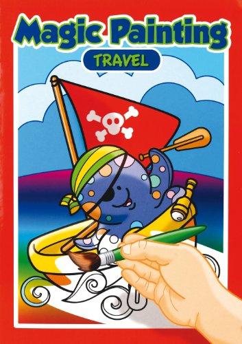 9780710506269: Magic Painting Book
