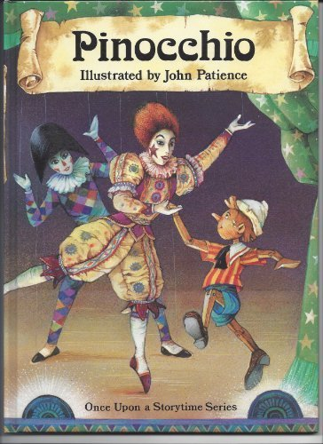 PINOCCHIO (ONCE UPON A STORYTIME SERIES)