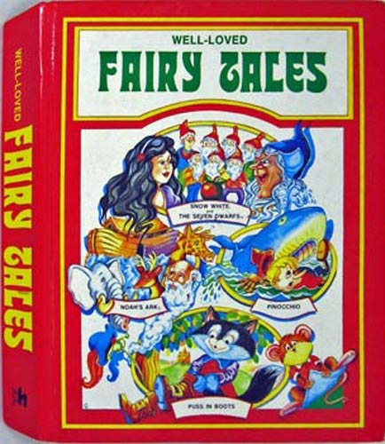 9780710506696: Well-Loved Fairy Tales