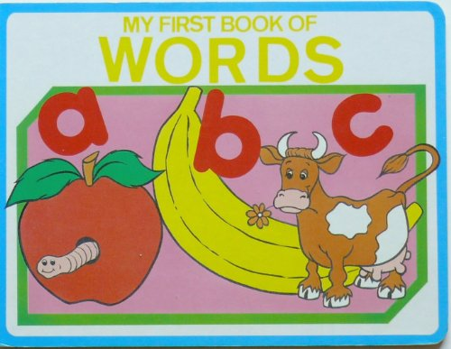 9780710507327: My First Book of Words