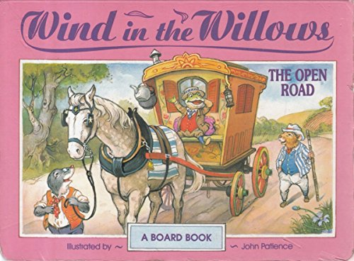 9780710509154: Wind in the Willows Board Books: Open Road