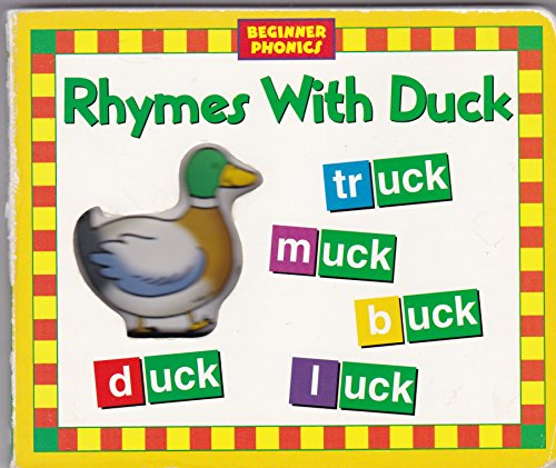 9780710511287: Rhymes with Duck (Beginner Phonics)
