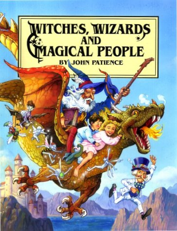 9780710512215: Witches, Wizards and Magical People