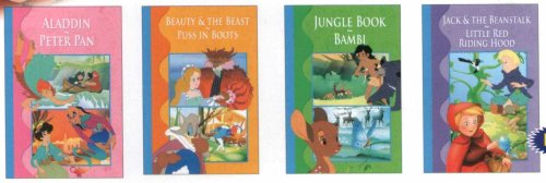 9780710515544: Fairy Tales Story Book: 2 Stories Per Book