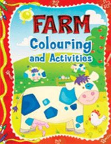 9780710515865: Farm Colouring and Activities Book