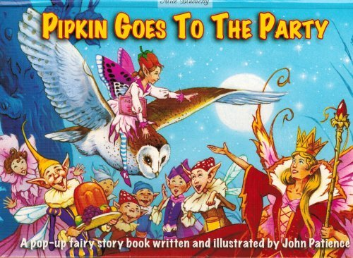 9780710517371: Pipkin Goes to the Party: A pop-up fairy story book