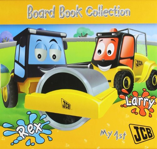 9780710520401: JCB - My 1st Board Books Collection (slip case)